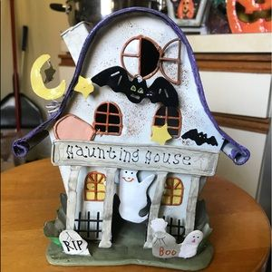 Halloween Votive Holder Decoration